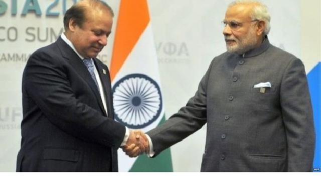 PM India dan Presiden Pakistan