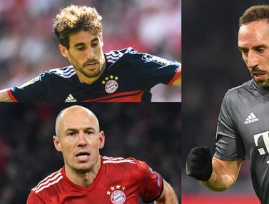 5 Pesepak Bola yang Mesti Dilego Bayern Munchen
