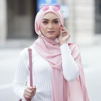 Tetap Stylish dengan 5 Model Jilbab Terkini, Mana Favoritmu?