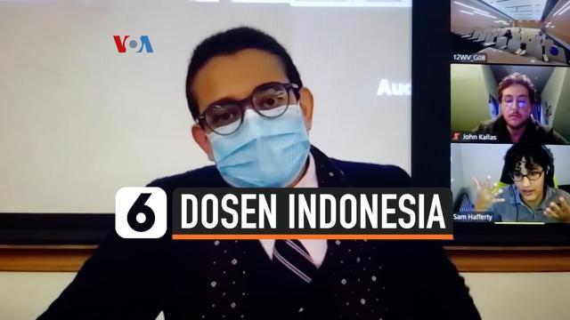 dosen indonesia