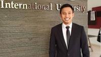 Presiden OIC Youth Indonesia Syafii Efendi (Istimewa)