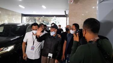 Youtuber Muhammad Kece dibawa ke Bareskrim Polri