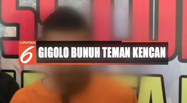 Pria 33 tahun itu menjadi pelaku tunggal pembunuhan terhadap Ni Putu di sebuah penginapan di Denpasar.
