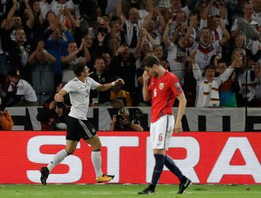 Kualifikasi Piala Dunia 2018-Jerman-Norwegia