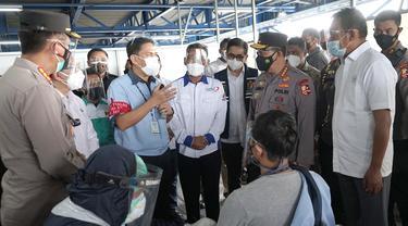 Ketua Umum Kamar Dagang dan Industri (KADIN) Indonesia, Arsjad Rasjid