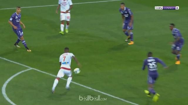 Berita video highlights Ligue 1 2017-2018 antara Toulouse melawan Bordeaux dengan skor 0-1. This video presented by BallBall.