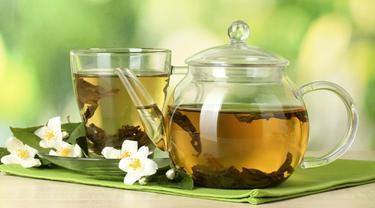Hasil gambar untuk teh melati