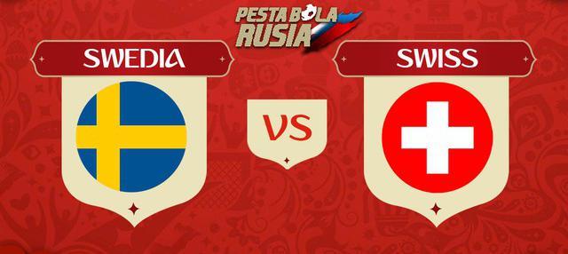 Berita video head-to-head Piala Dunia Rusia 2018: Swedia vs Swiss.