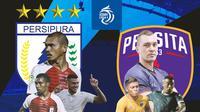 BRI Liga 1 - Duel Antarlini - Persipura Jayapura Vs Persita Tangerang (Bola.com/Adreanus Titus)