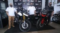 Triumph Tiger 900 GT Pro. (Ultimate Motorcycling)