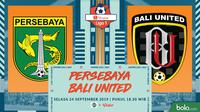 Shopee Liga 1 - Persebaya Surabaya Vs Bali United (Bola.com/Adreanus Titus)