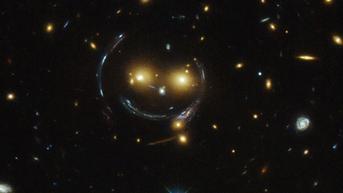 16 Macam Galaksi di Jagat Raya, Lengkap Keterangan Bentuk dan Ukurannya