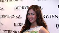 Jessica Milla punya tips cantik dan sehat. (M.Akrom Sukarya/Bintang.com)