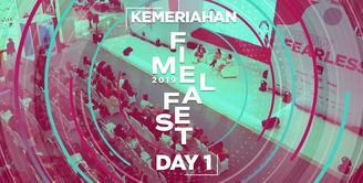 Kemeriahan Fimela Fest 2019 | Day 1
