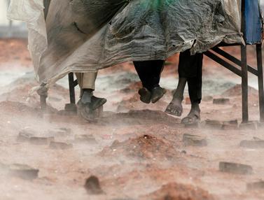 Pabrik Batu Bata Nepal