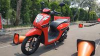 Honda Genio. (Arief / Liputan6.com)