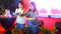 Peluncuran Canon PowerShot G5 X dan PowerShot G9 X (Liputan6.com/Agustinus Mario Damar)