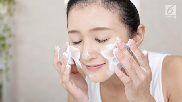 Hasil gambar untuk cuci muka