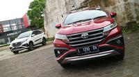 Toyota All New Rush. (Herdi Muhardi)