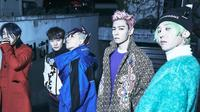 Big Bang terus menorehkan prestasi tak hanya di industri K-Pop saja, tapi juga dunia musik internaisonal.
