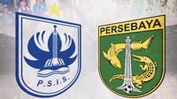 Ilustrasi - PSIS Semarang Vs Persebaya Surabaya 1998/1999 (Bola.com/Adreanus Titus)