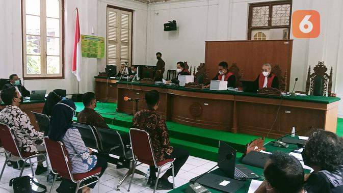 BMRI 'Kicauan' Eks Kacab Bank Mandiri Panakkukang di Sidang Dugaan Suap Gubernur Sulsel Nonaktif - Regional Liputan6.com