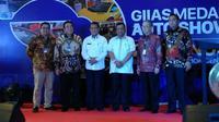 Resmi bergulir, GIIAS Medan berlangsung 22-26 November 2017 di Santika Convention Center, Medan. (Amal/Liputan6.com)