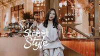 Street style Jessica Mila. (Instagram)