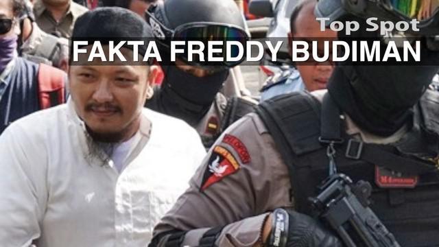 Anggita Sari kembali menjadi sorotan lantaran pemberitaan Freddy Budiman. Anggita membeberkan sejumlah fakta mengejutkan