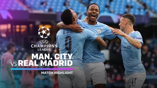 Berita Video Highlights Liga Champions, Dua Blunder Raphael Varane Gagalkan Langkah Real Madrid ke Perempat Final