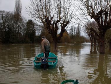Banjir Paris