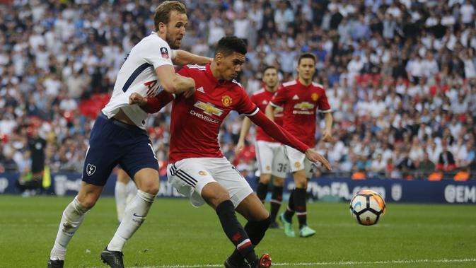 Solskjaer Pede MU Curi Tiga Poin di Kandang Tottenham Hotspur