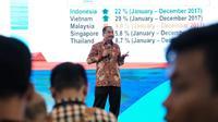 Menteri Pariwisata Arief Yahya mengatakan Malaysia adalah pasar yang sangat potensial buat Indonesia.