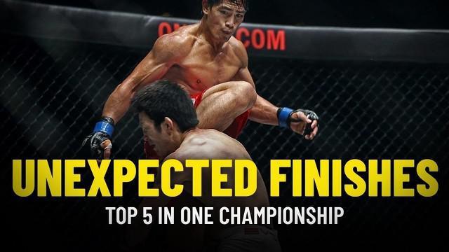 Berita Video 5 Serangan Tak Terduga Terbaik di One Championship, Salah Satunya Aksi Angela Lee