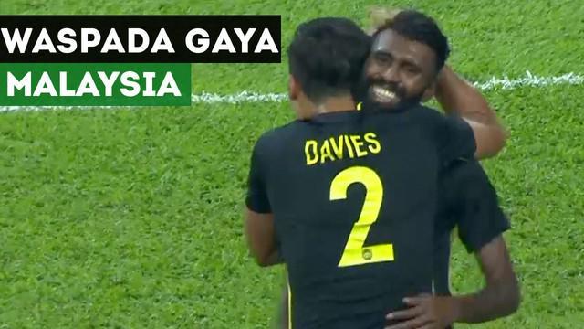 Berita video mengenai pola strategi serangan Malaysia yang sering berujung pada sebuah gol. Laos dan Myanmar adalah korban dari pola