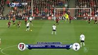 Video highlights Premier League antara Bournemouth vs Tottenham yang berakhir dengan skor 1 - 5 pada hari minggu (25/10/2015).