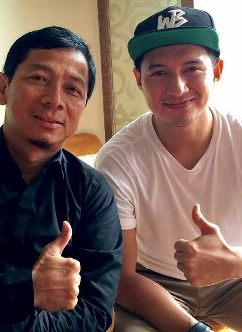 Rocker Sang Alang Dukung Penuh Chand Kelvin dan Bandnya ...