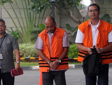 Deputi IV Kemenpora dan Manajer PT Bina Sawit Abadi Pratama Kembali Diperiksa KPK