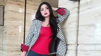 Dewi Perssik punya alasan menunda momongan (Instagram/dewiperssikreal)