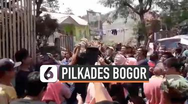 Dalam waktu dekat Kabupaten Bogor akan menggelar Ilkades serentak. Ada 273 desa yang menggelas Polkades serentak dengan 1064 Calon ades yang berkompetisi. Pelaksanaan kampanye Pilkades di warnai dengan poltik uang yang dilakukan salah calon Kades.