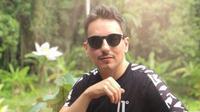 Jorge Lorenzo sedang berlibur di Bali. (dok.Instagram @jorgelorenzo99/https://www.instagram.com/p/B5NLtPPKUpF/Henry)