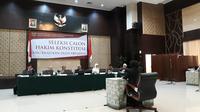 Wawancan calon Hakim MK (Merdeka/Intan Umbari Prihatin)