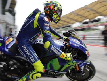 MotoGP Malaysia, Movistar Yamaha, Valentino Rossi