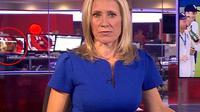 Adegan porno saat siaran langsung BBC. (BBC)