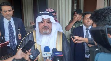 Dubes Arab Saudi