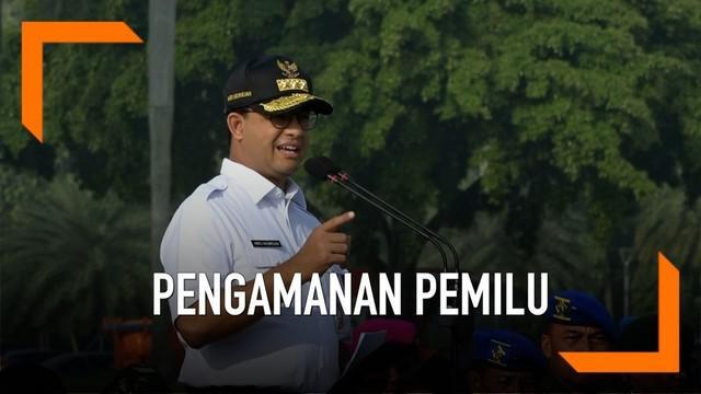 Gubernur DKI Jakarta Anies Baswedan menjamin semua ASN di jajarannya bersikap netral dalam pemilu 2019.