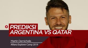 Berita Video Berita Video Demichelis Yakin Messi Bawa Argentina Menang Lawan Qatar di Copa America 2019