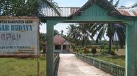 Cagar Budaya Topah di Kabupaten Agam. (Liputan6.com/ Dok Humas Agam)
