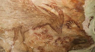 Berusia 40.000 Tahun, Sulawesi Punya Lukisan Gua Tertua di Dunia
