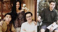 Jeje adalah anak kandung Donna Harun, cicit pertama Soekarno sekaligus adik tiri Ricky Harun